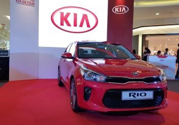 Kia Malaysia launch Rio 2