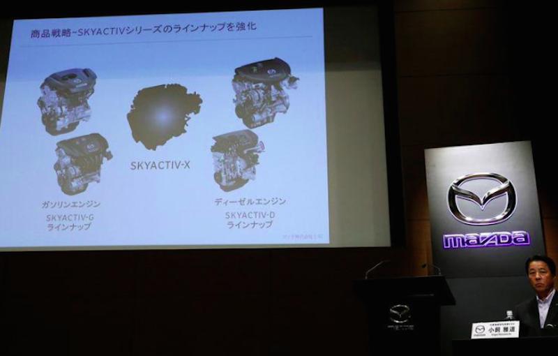 The SKYACTIV-X engine explained. - Reuters