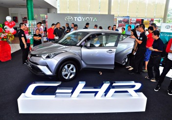 Toyota C-HR (preview) - 01