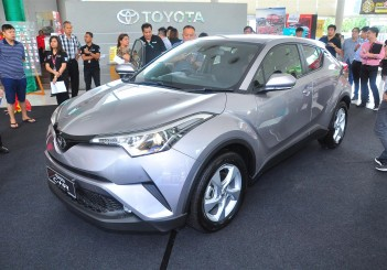 Toyota C-HR (preview) - 03