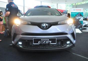 Toyota C-HR (preview) - 05