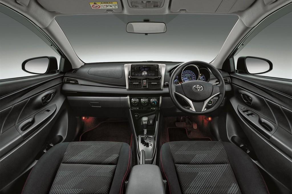 Toyota Vios Sports Edition - 04 Interior