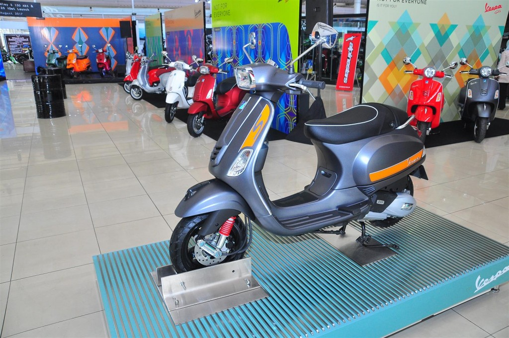 Vespa S125 scooter launched at RM13,100 | CarSifu