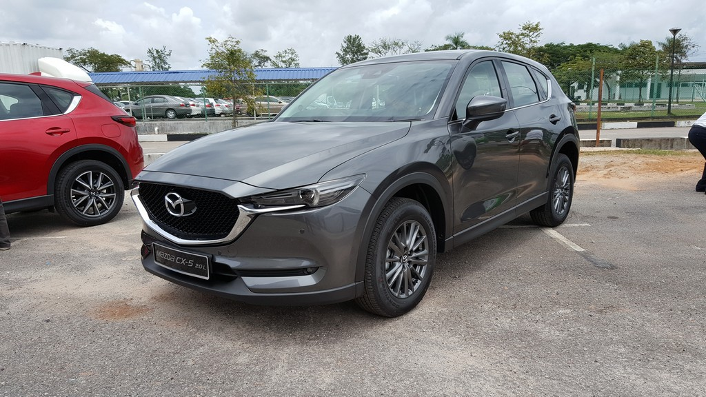new mazda cx-5 rolls out of kulim plant, prices start from rm135k