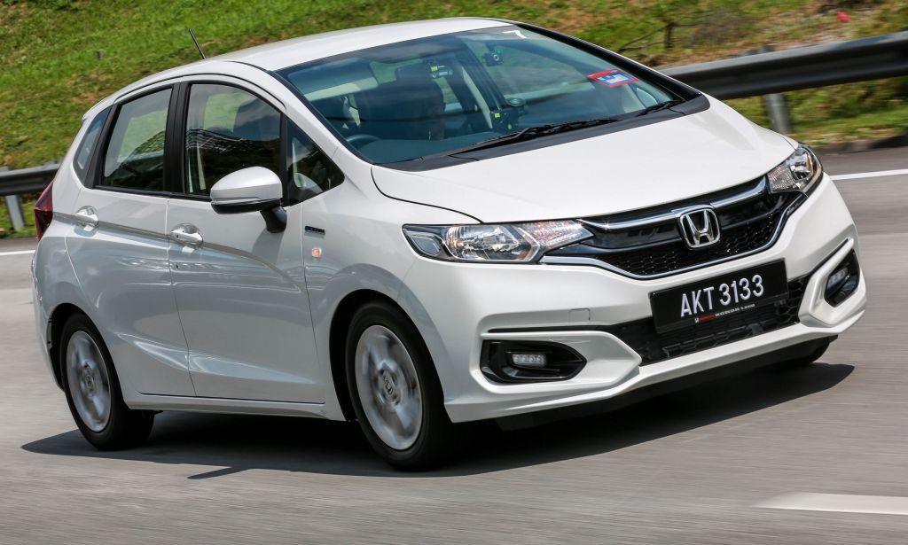 First Drive Of New Honda Jazz Hybrid Carsifu