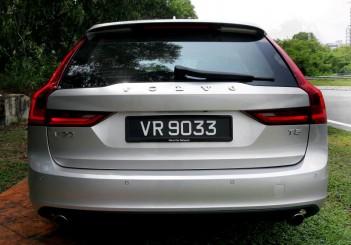 Carsifu 2017 Volvo V90 T5 estate  (1)