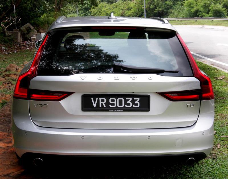 Carsifu 2017 Volvo V90 T5 estate (10)