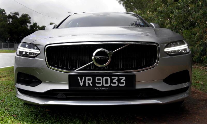 Carsifu 2017 Volvo V90 T5 estate (2)