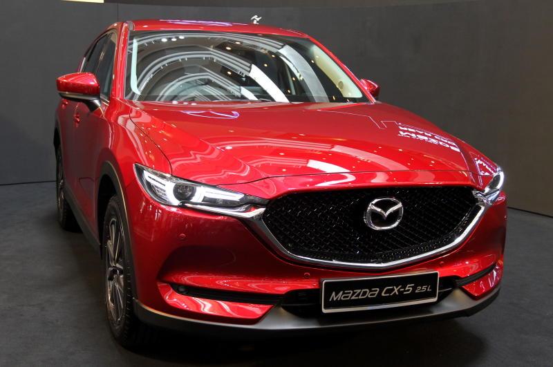 Carsifu 2018 Mazda CX-5 GVC (4)