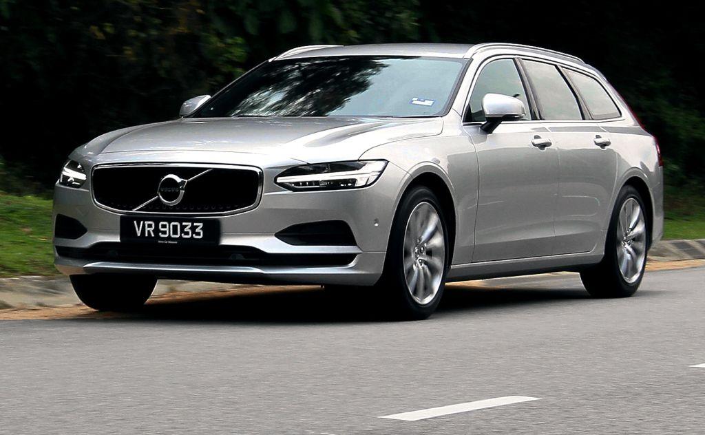 Volvo V90 T5 Wagon Scandinavian Luxury And Comfort Carsifu
