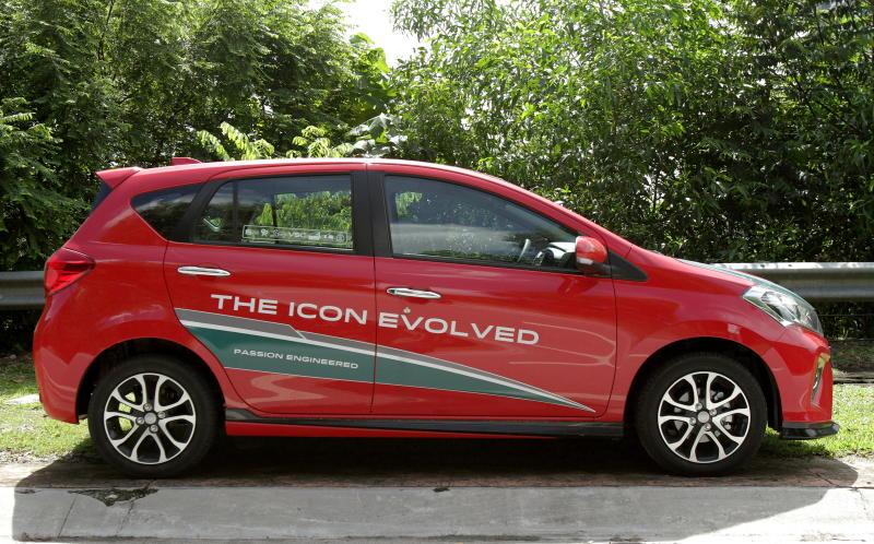 2017 Perodua Myvi Advance (48)