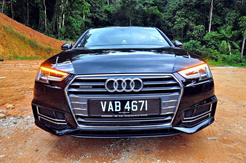 Audi A4 Get The 14l Or 20l Carsifu