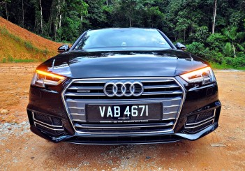 Audi A4 2.0 TFSI quattro - 09