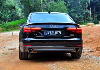 Audi A4 2.0 TFSI quattro - 11