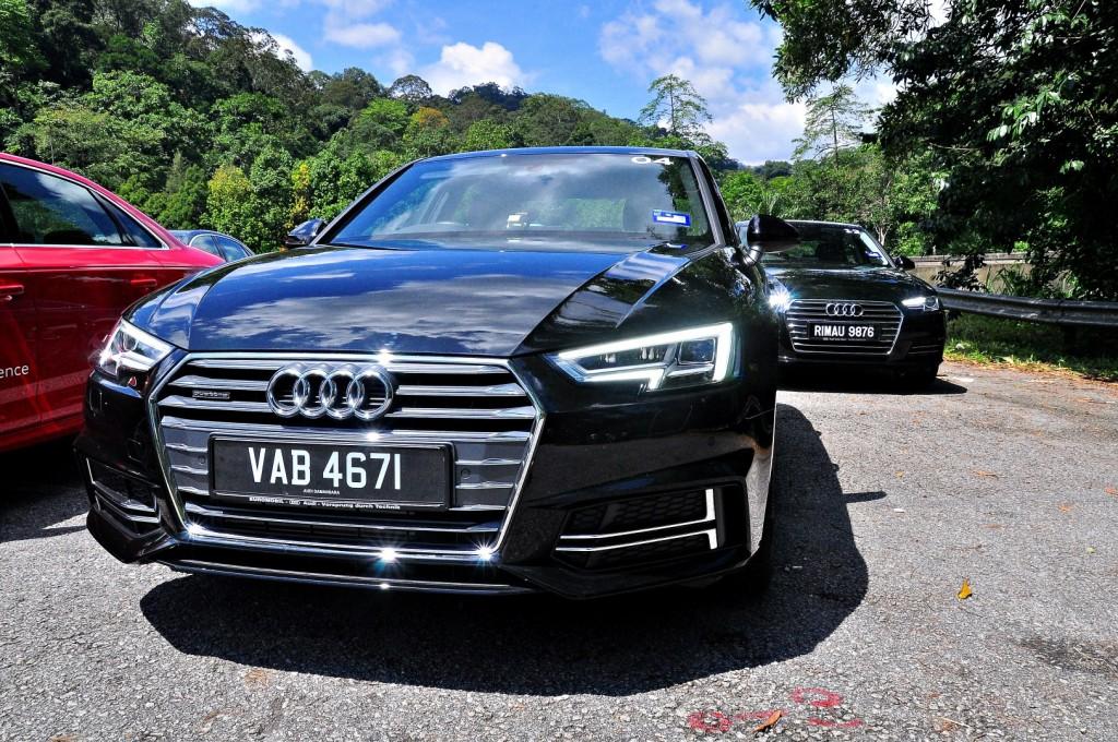 Audi A4 2.0 TFSI quattro - 21
