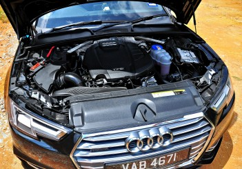 Audi A4 2.0 TFSI quattro - 36