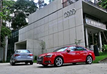 Audi A4 2.0 TFSI quattro - 38