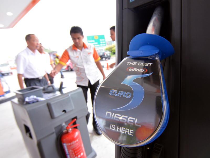 Euro 5 Diesel