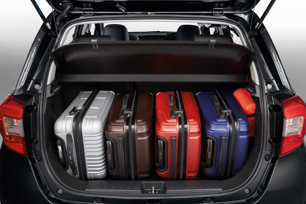 Luggage Space (Custom)