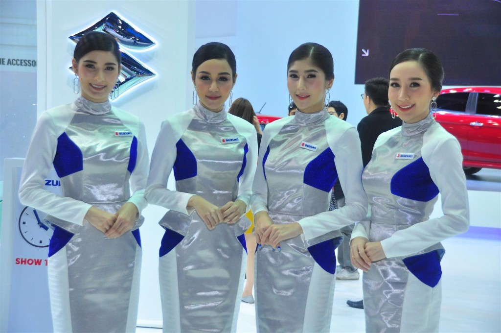 Thailand International Motor Expo (Babes) - 05