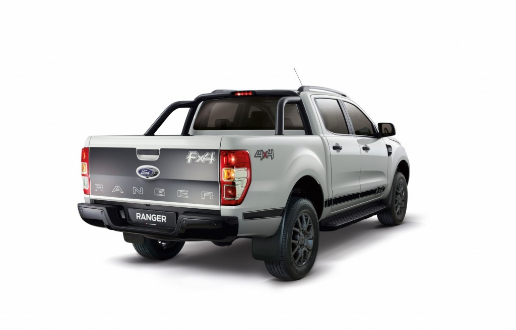 Ford Ranger FX4 in Cool White Limited Edition - 03