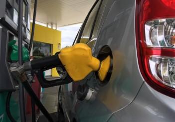 Fuel station pump