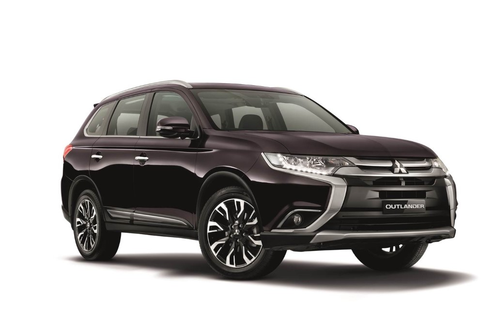 2018 mitsubishi outlander 2.4l suv is here, priced at rm155,000