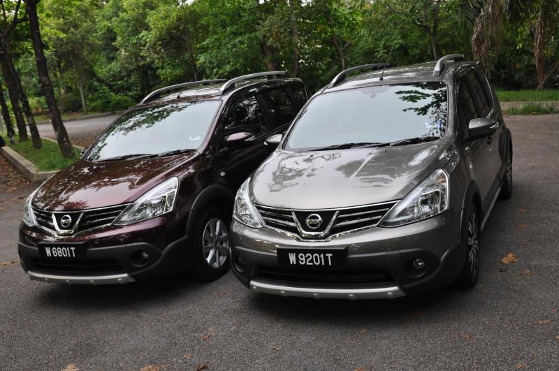 Recall For Nissan Grand Livina X Gear And Navara Carsifu