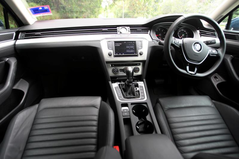 2017 Volkswagen Passat 1 8TSI Comfortline PLUS: Refined and