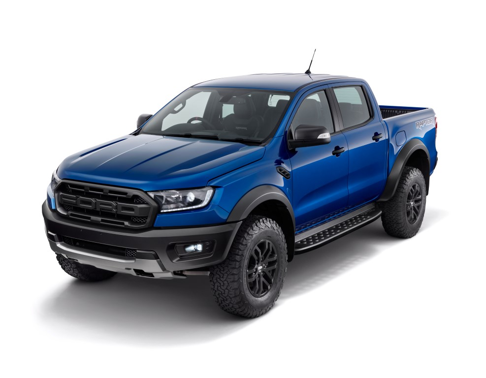 2018 Ford Ranger Raptor launched in Thailand | CarSifu