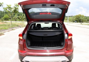 Hyundai Tucson 1.6 turbo - 10