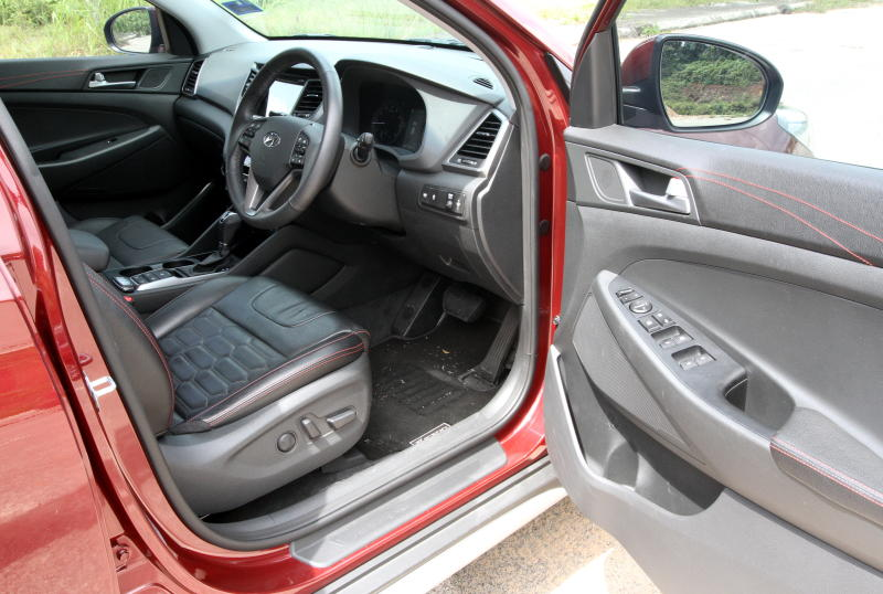 Hyundai Tucson 1.6 turbo - 14