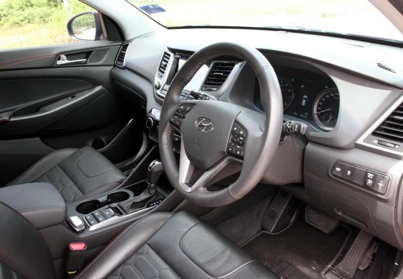 Hyundai Tucson 1.6 turbo - 16