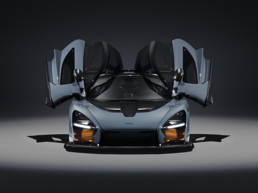 McLaren Senna Victory (Grey) - 05
