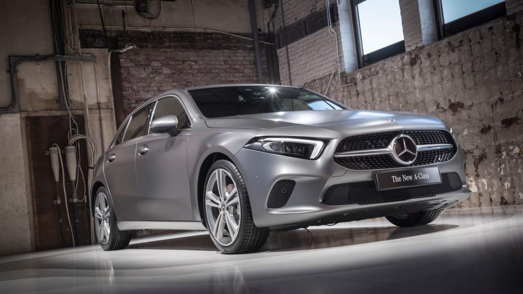 Mercedes-Benz officially unveils new generation A-Class