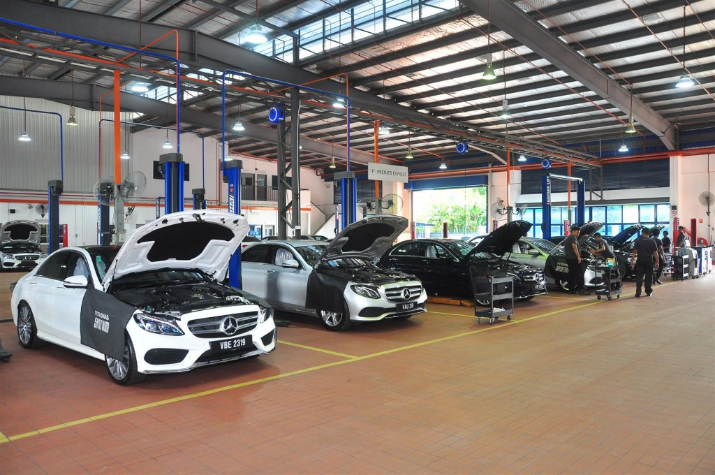 Mercedes-Benz NZ Wheels Klang Autohaus - 23