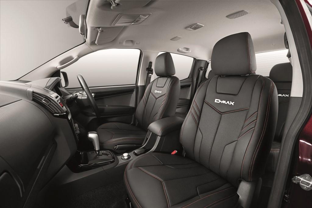 New Leather Seat Design (Custom)