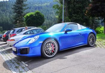 Porsche 911 Targa 4S - 45
