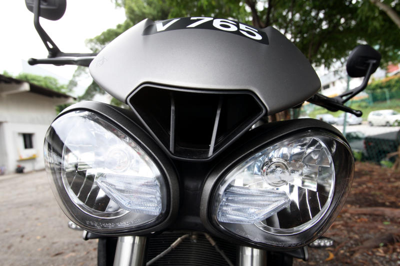 Triumph Street Triple RS 765cc (14)