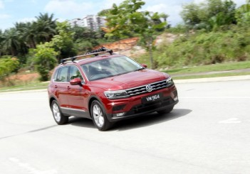 Volkswagen Tiguan 1.4 HL - 01