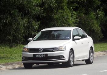 2017 Volkswagen Jetta 1 4 TSI (Comfortline): Smooth and