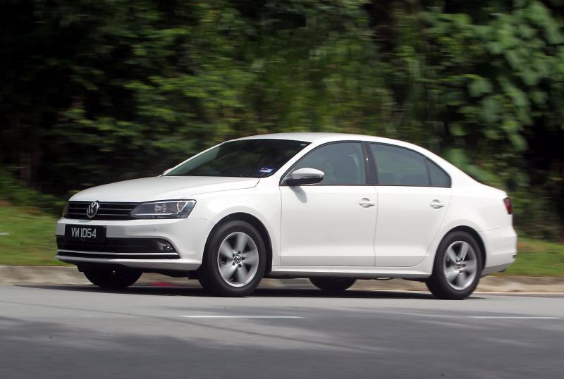 2017 volkswagen jetta 1.4 tsi (comfortline): smooth and economical