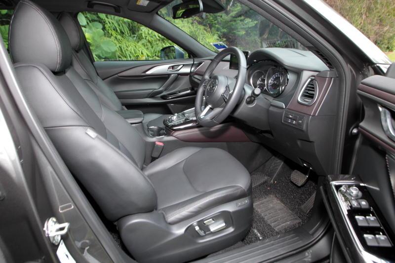 2018 Mazda CX-9 2-5L Turbo 2WD (31)