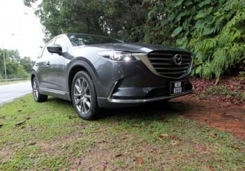 2018 Mazda CX-9 2-5L Turbo 2WD (56)