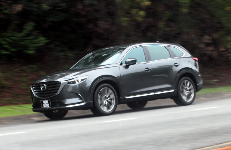 2018 Mazda CX-9 2-5L Turbo 2WD (6)