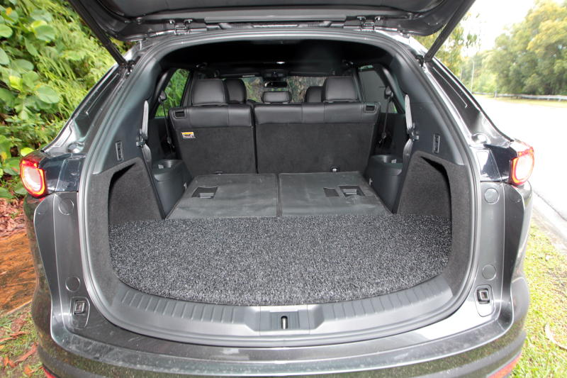 2018 Mazda CX-9 2-5L Turbo 2WD (60)