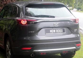 2018 Mazda CX-9 2-5L Turbo 2WD (64)