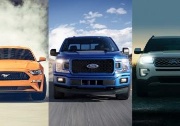 Ford Hybrid Vehicles