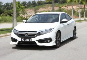 Honda Civic 1.5TC-P - 01