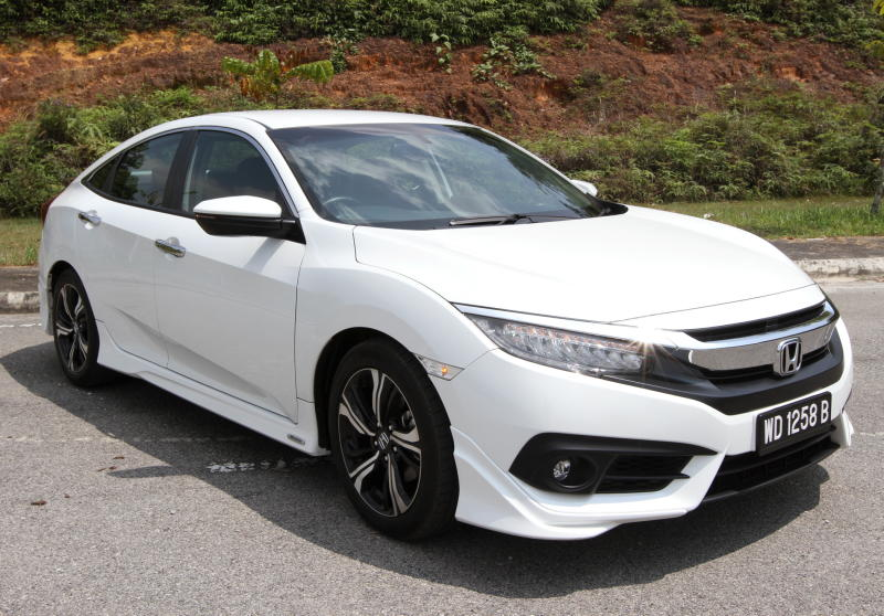 Honda Civic 1.5TC-P - 03